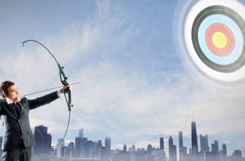 Definição de metas claras para líderes e equipes
