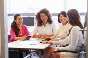 Converse com sua equipe